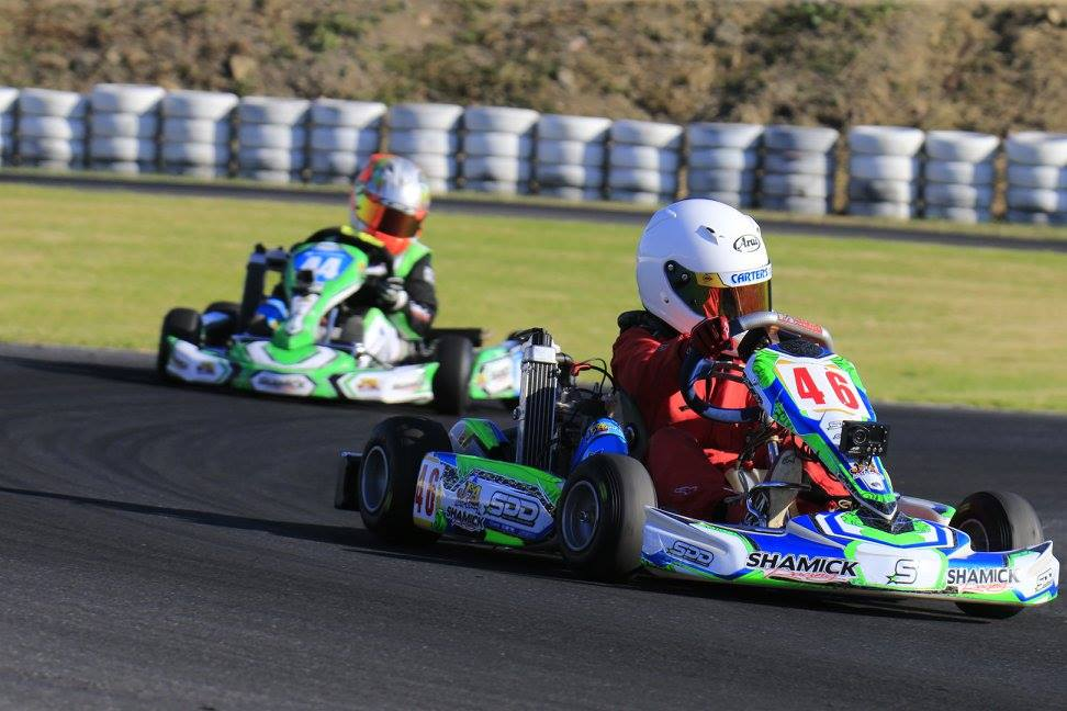 SDD victorious at opening round of the Rotax Pro Tour