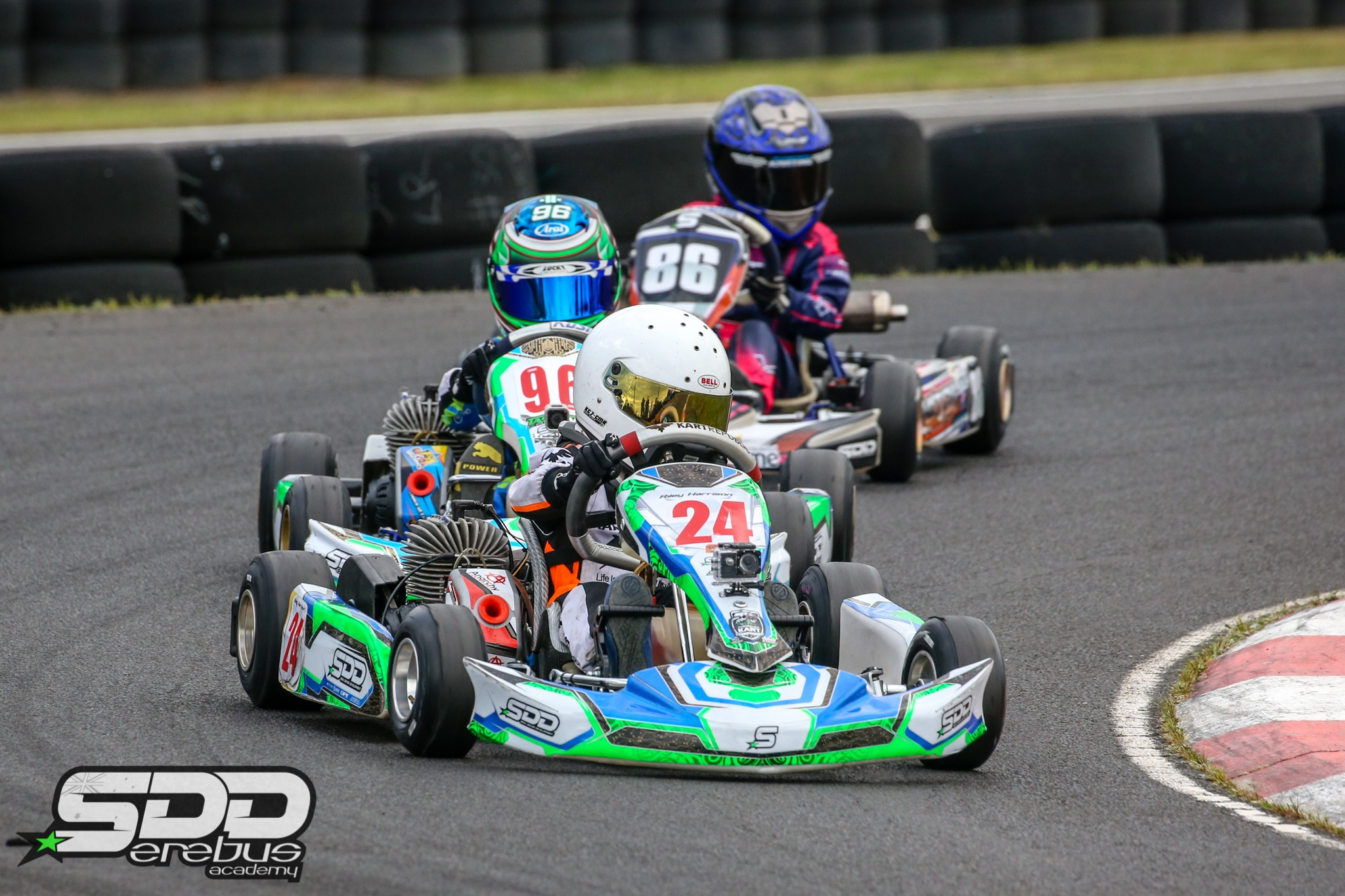 Calleja on top at VCS Round 5